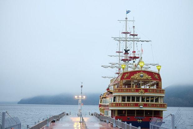 ล่องเรือโจรสลัด Japan