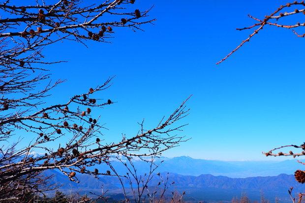 วิวยอดเขาภูเขาไฟฟูจิ
