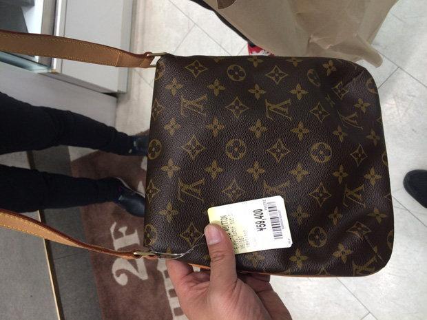 กระเป๋าหลุยมือสอง ประเทศญี่ปุ่น