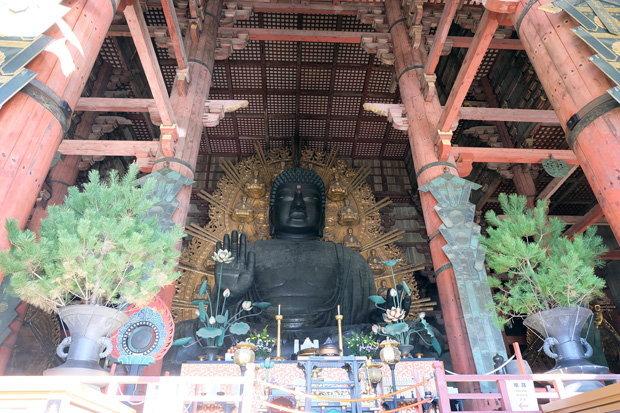 พระใหญ่ วัดโทไดจิ ญี่ปุ่น