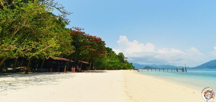หาดเกาะเหลายา