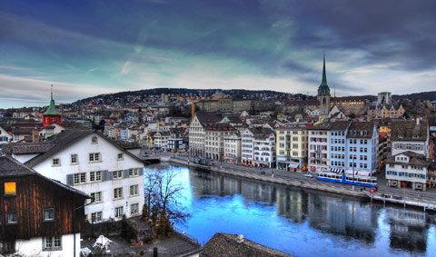 สวิสเซอร์แลนด์ ดินแดนในฝัน