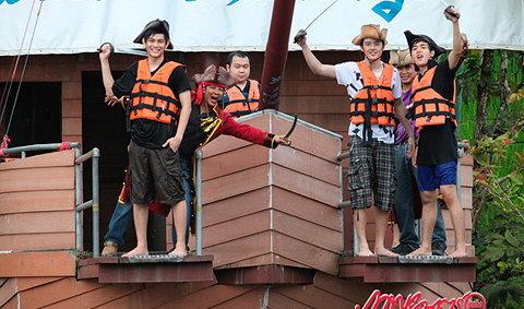 ซุกซนตาม 3 หนุ่มหน้าใส 'ROOKIE BB' เที่ยวผจญภัย