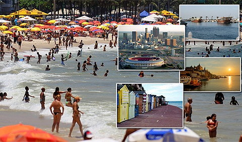 5 สถานที่ท่องเที่ยวที่น่าไปในวันพักผ่อน ปี 2011
