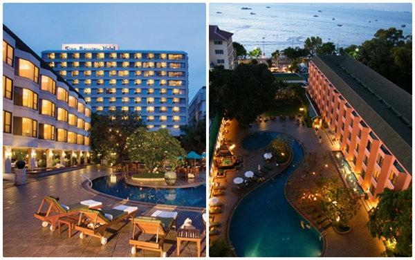 โรงแรมสยาม เบย์ วิว พัทยา (Siam Bayview Hotel Pattaya)