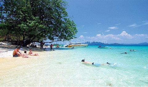เพราะร้อนคำเดียว! ไปเที่ยวเกาะมุกต์-บุกเกาะกระดานกันดีกว่า