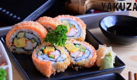 ยากูซ่า (Yakuzaaa) แน่จริงอย่ามาอร่อยคนเดียว!