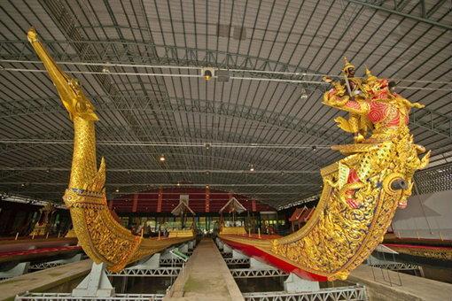 พิพิธภัณฑ์เรือพระราชพิธี  กรุงเทพฯ