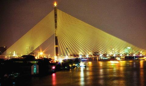 กินลม ชมสะพาน รอบกรุงเทพหานคร
