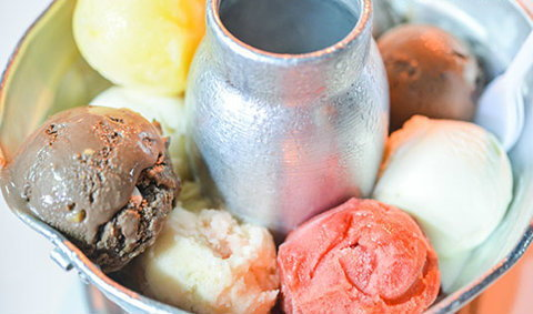ไอศกรีมหม้อไฟ อิ่มอร่อย คลายร้อน