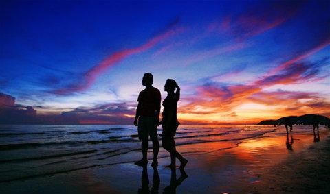 วันหยุดยาว เที่ยวหาดเจ้าหลาว จันทบุรี