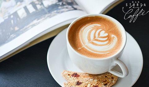 บาร์ สตอเรีย เดล คัฟเฟ่ ทั้งชิมทั้งชอปโดนใจคนรักกาแฟแน่นอน
