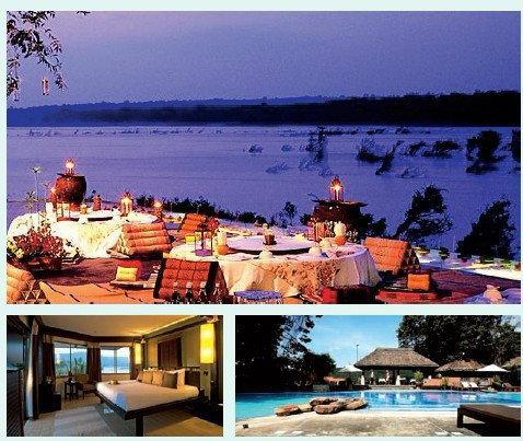 3 โรงแรมน่านอน น่าพัก แดนอีสาน อุบลราชธานี