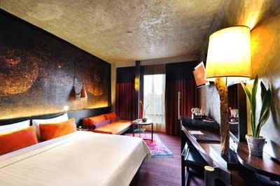 สยาม @ สยาม ดีไซน์ โฮเต็ล พัทยา (Siam @ Siam Design Hotel Pattaya) ที่พักพัทยา ชลบุรี