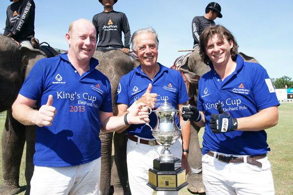 การแข่งขันโปโลช้างชิงถ้วยพระราชทานพระบาทสมเด็จพระเจ้าอยู่หัวฯ ครั้งที่ 12
