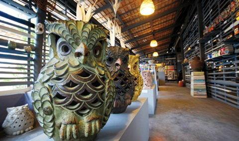 ตามไปดูพิพิธภัณฑ์ศิลปะนกฮูกใหม่ล่าสุด