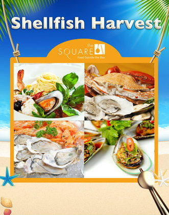 Shellfish – Harvest ขยายเวลาความอร่อยตลอดเดือนพฤศจิกายนนี้