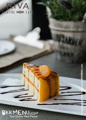 ริว่า โฟลทติ้ง คาเฟ่ Riva Floating Cafe