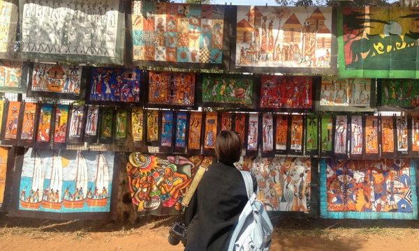 เที่ยวตลาดมาปูโต ดูชีวิตชาวโมซัมบิก