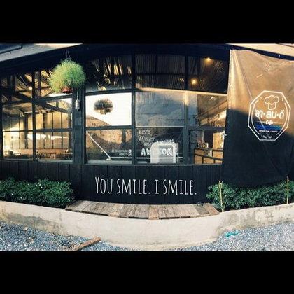 """Arelomdee Cafe"" ร้านฮิปๆ..ติดริมน้ำ บรรยากาศสุดชิล"