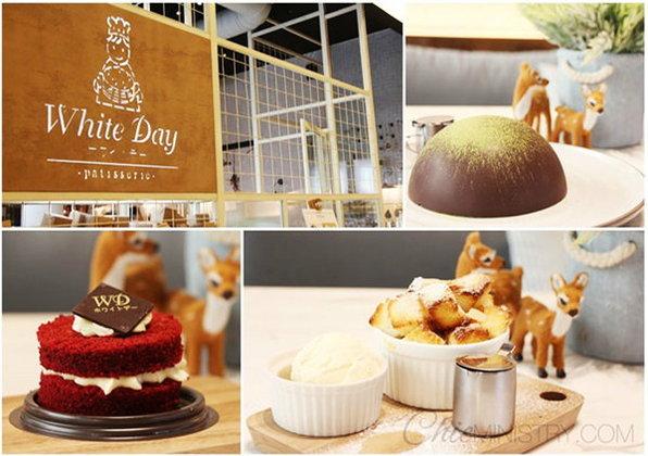 """""""White Day"""" ร้านอาหารบรรยากาศอบอุ่น @Plearnary Mall"""