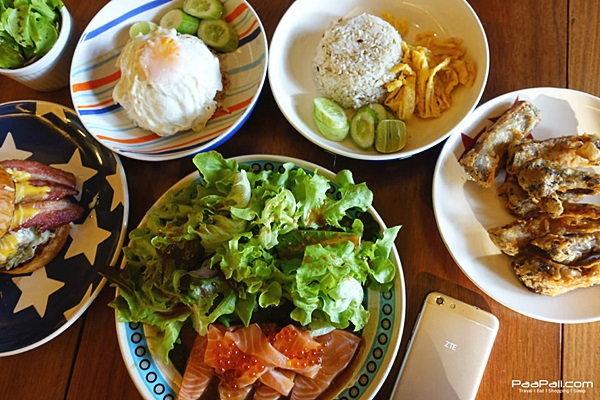 'ข้าวหมา-ข้าวแมว' ร้านอาหาร..เมนูชื่อแปลก..แต่อร่อย @ Sweet Pista Bangkok