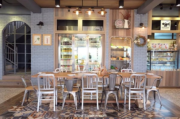 'Barn House Pizzeria' ร้านอาหารอิตาเลี่ยน..ที่ซ่อนตัวบนไร่ Singha Park