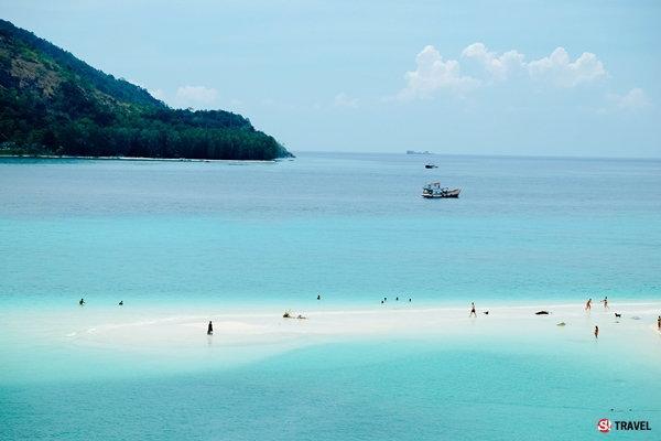 เที่ยวเกาะหลีเป๊ะ ตามหาทะเลสีคราม บุกเกาะตะรุเตา ที่ จ.สตูล