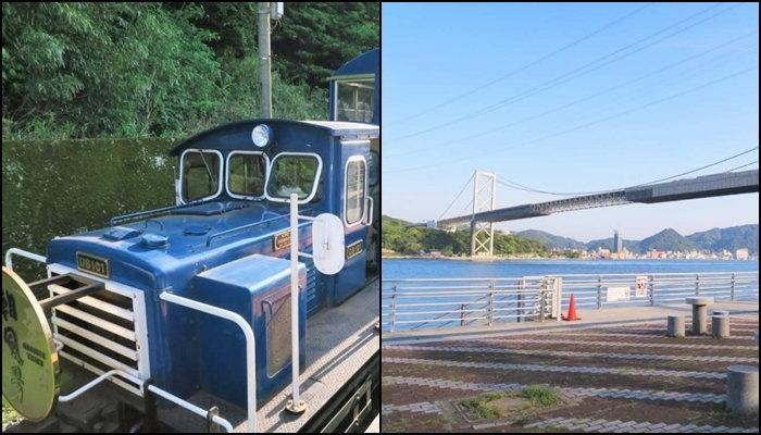 เดินลอดทะเลที่ 'อุโมงค์ทางเดินคัมมง' เชื่อมชิโมโนเซกิกับคิตะคิวชู!