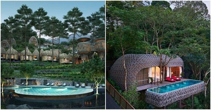 """Keemala Phuket"" สถาปัตยกรรมที่โดดเด่นกับการจำลองความเป็นอยู่ของชนเผ่าในอดีต!!"