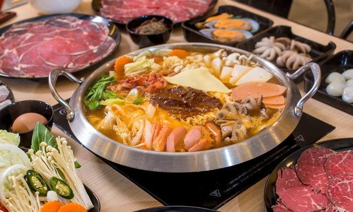 SEOUL GOOD KOREAN HOT POT