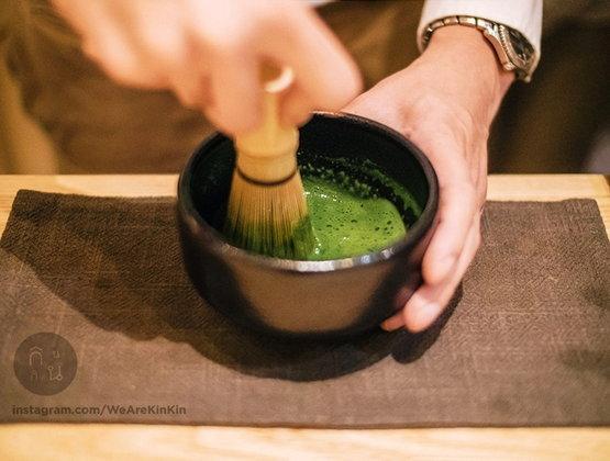 Peace Oriental Teahouse ชาเขียวคุณภาพดี..หาได้ที่นี่