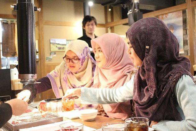 รวมมิตรเที่ยวญี่ปุ่นสำหรับชาวมุสลิม