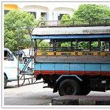 รถโดยสารประจำทางไปอำเภอต่างๆ
