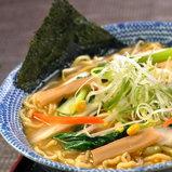 Sapporo Vegetable Miso Ramen