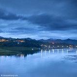 สะพานมอญ จ.กาญจนบุรี
