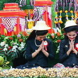 เทศกาลลางสาด ลองกองหวาน อุตรดิตถ์ ประจำปี 2557