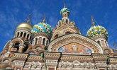 โบสถ์แห่งการคืนชีพ รัสเซีย