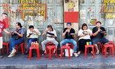 STREET FOOD BKK.. ร้านริมทางแต่อร่อยและคอยนาน