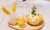 Homsuwan Pina Pina คาเฟ่สับปะรดที่เอาใจคนรักของหวานด้วยรสหวานอมเปรี้ยวกันที่ Siam Paragon