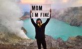 แม่ครับผมสบายดี แต่ตอนนี้ขอเที่ยวรอบโลกก่อน!!
