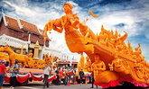 รวมสถานที่จัดงานเข้าพรรษาประจำปี 2560 จากทั่วประเทศ !!