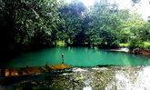 คลองสระแก้ว Blue Lagoon แห่งกระบี่!!