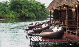 8 ที่พักกาญจนบุรี ติดริมแม่น้ำ พร้อมข้อมูลการเดินทางแบบละเอียด