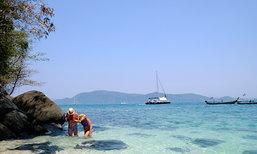 มหัศจรรย์ 'เกาะเฮ' ทะเลสวย..น้ำใส..เพชรน้ำงามแห่งอันดามัน