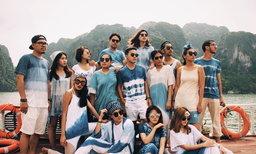 'Gorgeousway' ต้นกำเนิดภาพถ่าย 'Group Shot '  คนไทยสุดฮอต in เวียดนาม