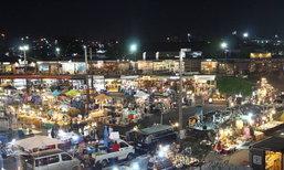 'กิน ช้อปปิ้ง ดนตรีสด'… 6 ตลาดกลางคืน เอาใจคนเหงา