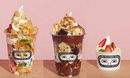 Freeze Frozen Yogurt ไอศกรีมโยเกิร์ต