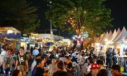 พาเที่ยวตลาดนัดกลางคืนที่ไม่เหมือนใคร เพราะที่นี่คือตลาดอินดี้!!