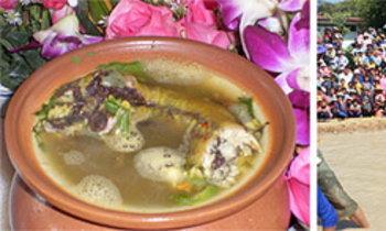 เทศกาลปลาไหล ข้าวใหม่หอมมะลิ สุรินทร์